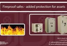 Using a Fire Proof Safe to Protect Property